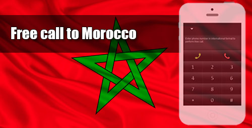Free calls to Morocco through iEvaPhone