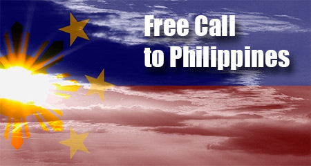 Free call to Philippines through iEvaPhone