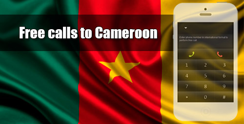 Free calls to Cameroon through iEvaPhone