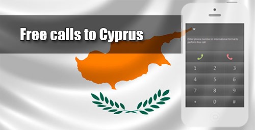 Free calls to Cyprus through iEvaPhone