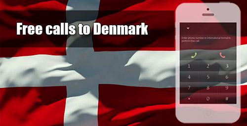 Free calls to Denmark through iEvaPhone