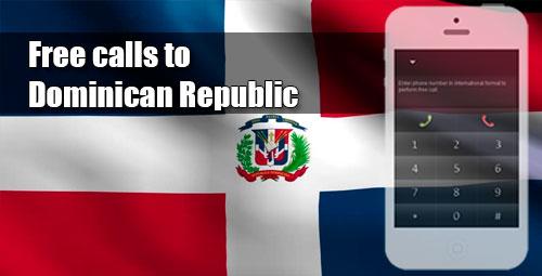 Free Calls To Dominican Republic