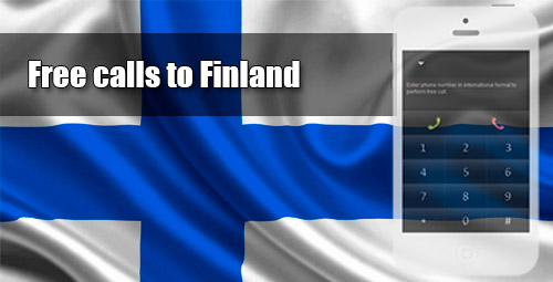 Free calls to Finland through iEvaPhone
