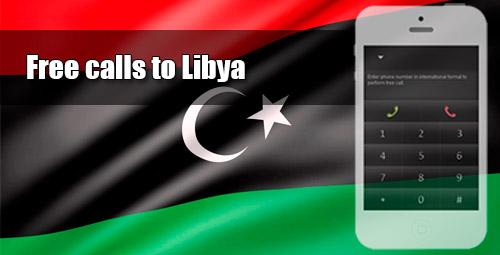 Free calls to Libya | iEvaPhone