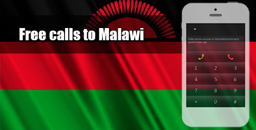 Free calls to Malawi through iEvaPhone