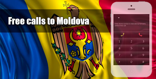 Free calls to Moldova through iEvaPhone