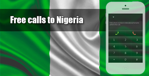 Free calls to Nigeria through iEvaPhone