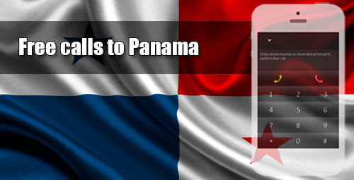 Free calls to Panama through iEvaPhone