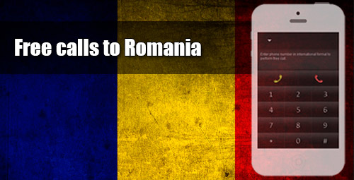 Free calls to Romania through iEvaPhone