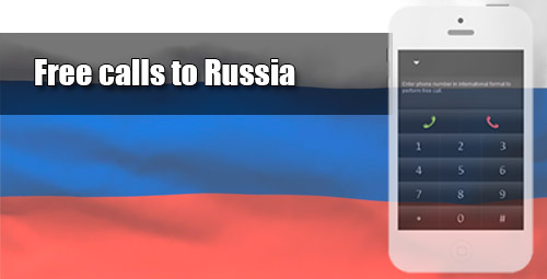 Free calls to Russia through iEvaPhone