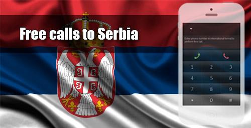 Free calls to Serbia | iEvaPhone