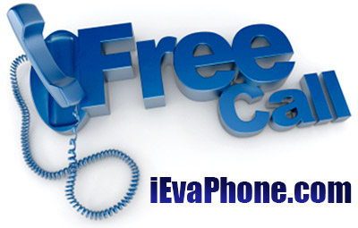 Free calls to South Africa on iEvaPhone