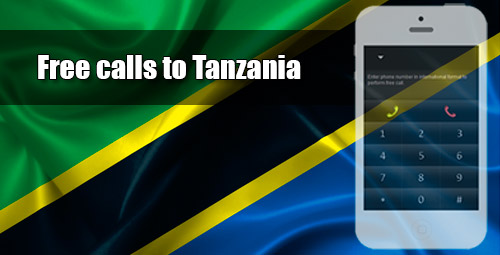 Free calls to Tanzania through iEvaPhone