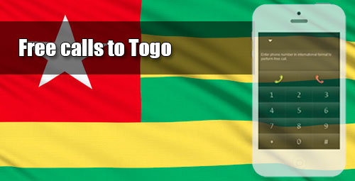 Free calls to Togo through iEvaPhone