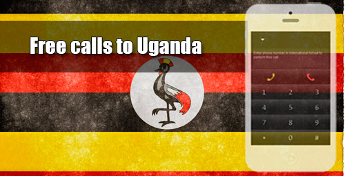 Free calls to Uganda through iEvaPhone