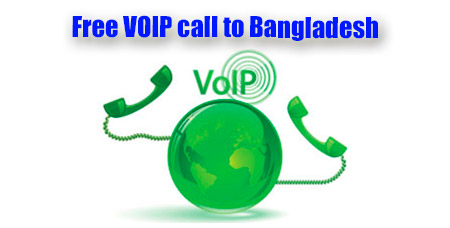 Free VOIP call to Bangladesh through iEvaPhone