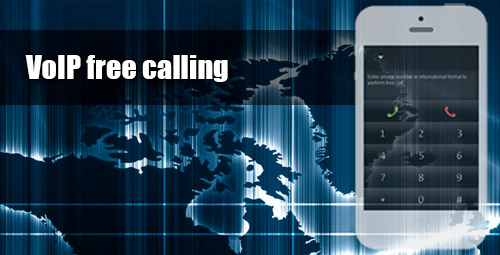VoIP free calling through Ievaphone